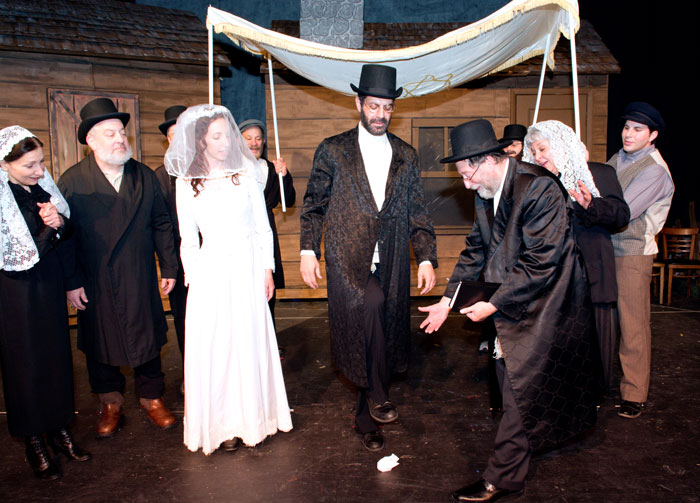 Fiddler On The Roof At Star Playhouse
